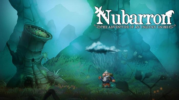 Постер к Русификатор Nubarron: The adventure of an unlucky gnome
