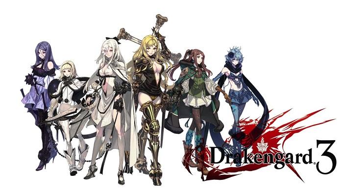 Постер к Русификатор Drakengard 3 (текст для PS3)