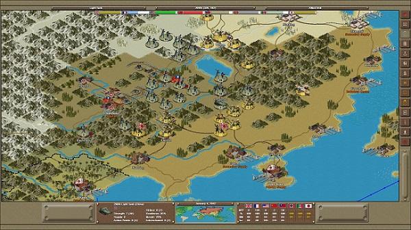 Постер к Русификатор Strategic Command 2: Blitzkrieg (текст)