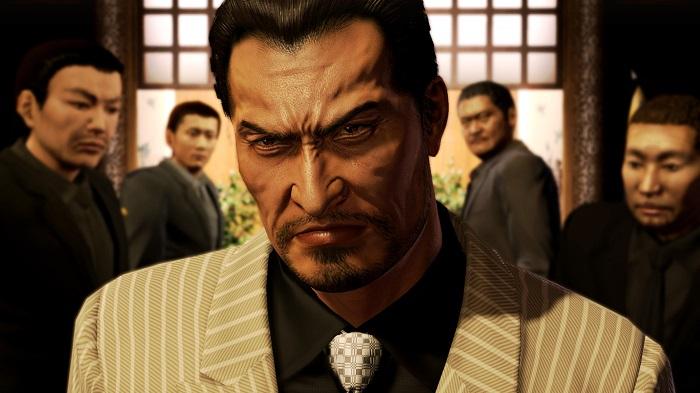 Постер к Русификатор Yakuza 5 Remastered