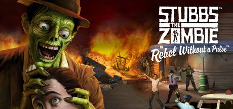 Постер к Русификатор Stubbs the Zombie in Rebel Without a Pulse (текст)