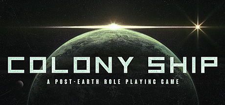 Постер к Русификатор Colony Ship: A Post-Earth Role Playing Game