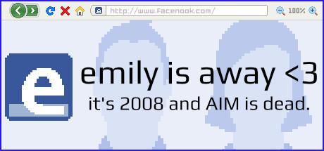 Постер к Русификатор Emily is Away 3