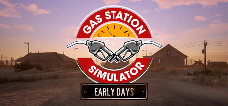 Постер к Русификатор Gas Station Simulator