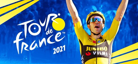 Постер к Русификатор Tour de France 2021