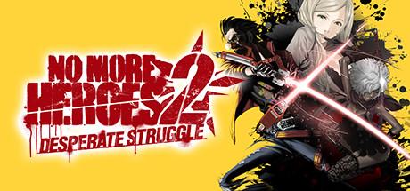 Постер к Русификатор No More Heroes 2: Desperate Struggle