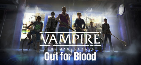 Постер к Русификатор Vampire: The Masquerade — Out for Blood