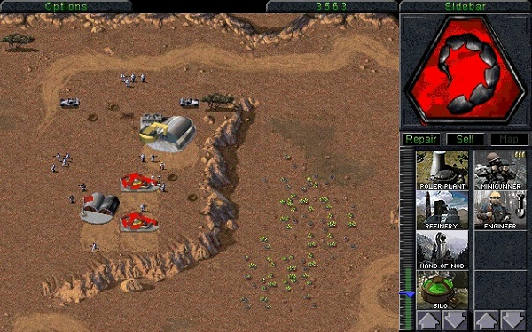Постер к Русификатор Command & Conquer Gold Edition (текст)