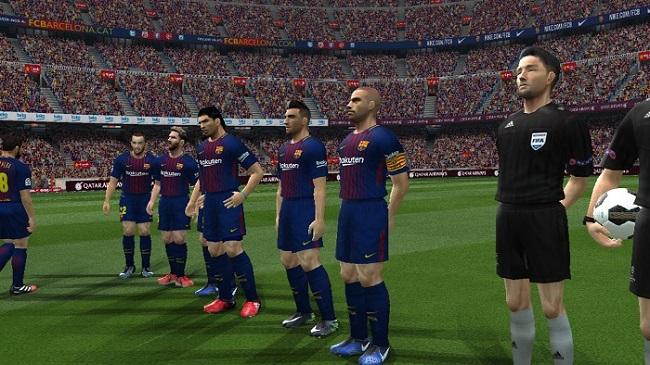 Постер к Русификатор Pro Evolution Soccer 6 (текст)