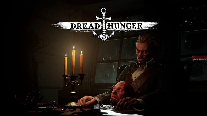 Постер к Русификатор Dread Hunger